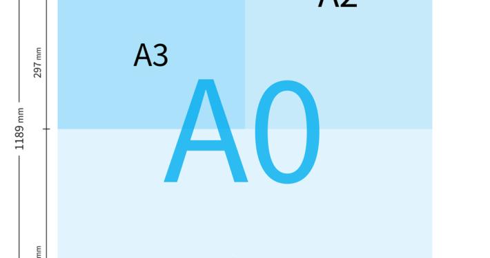 print format A0