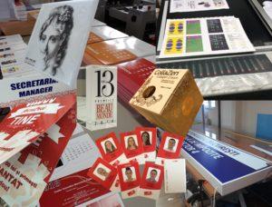 produse tipografice