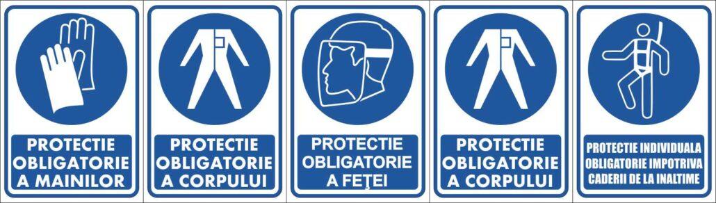 semne avertizare obligativitate